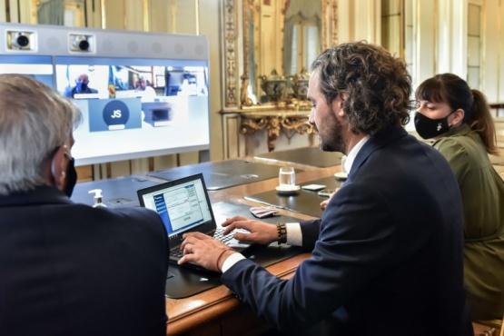 Gobierno avanza en la digitalización de los municipios
