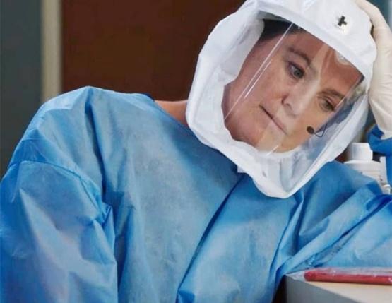Meredith de Greys Anatomy.