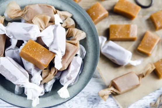Cómo hacer caramelos de dulce de leche