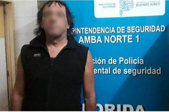 Luego de 40 denuncias por violencia de género fue detenido