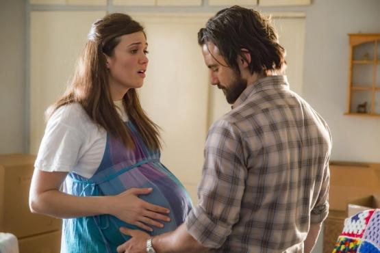 This Is Us: Cómo ocultaron el embarazo de Mandy Moore en la temporada 5