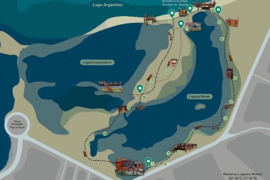 Reabre la Laguna Nimez después de ocho meses