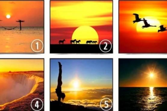 Test del amanecer: elegí uno y preparate para lo que llegará a tu vida
