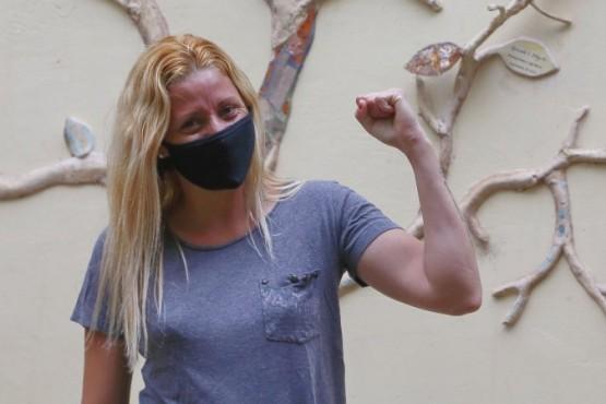 Histórico: Por primera vez una mujer en situación de violencia ocupará el trabajo de su agresor