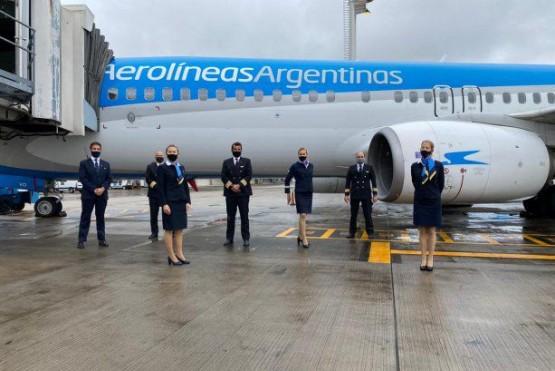 Aerolíneas Argentinas anunció sus vuelos internacionales para la temporada de verano