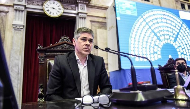 Dr. Pablo González, diputado nacional (FdT)