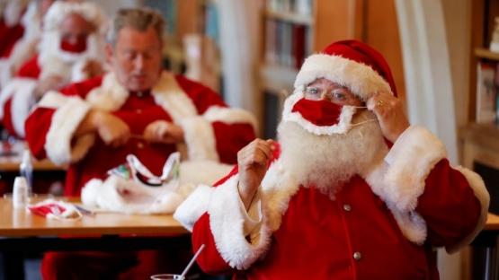 """""""Papá Noel no vendrá este año"""": La broma de padres a hijos en Tik Tok"""