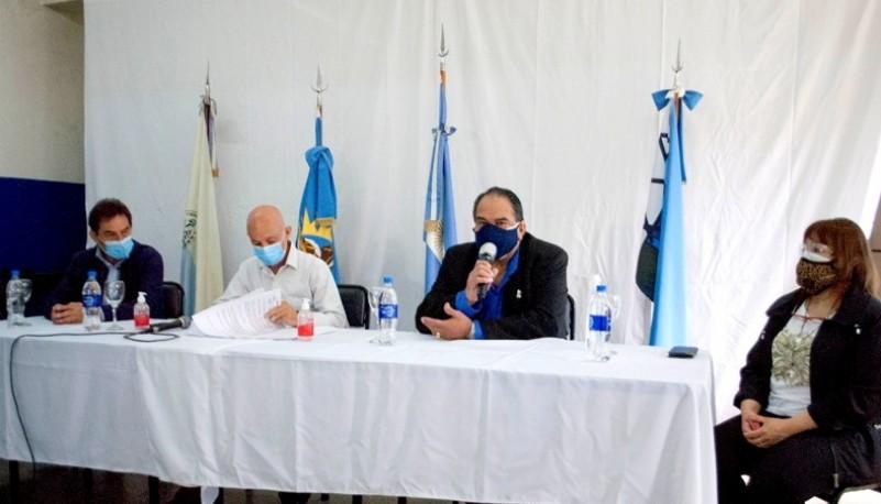 El Municipio y SOEMCO rubricaron un importante acuerdo de pases a planta permanente y recategorizaciones
