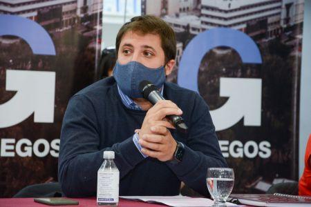 """Zuliani: """"No debemos pensar que la pandemia se terminó, sino que estamos atravesándola por el trabajo de todos"""