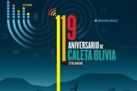 """Se acerca la Carrera Virtual """"Aniversario de Caleta Olivia"""" con tres disciplinas"""