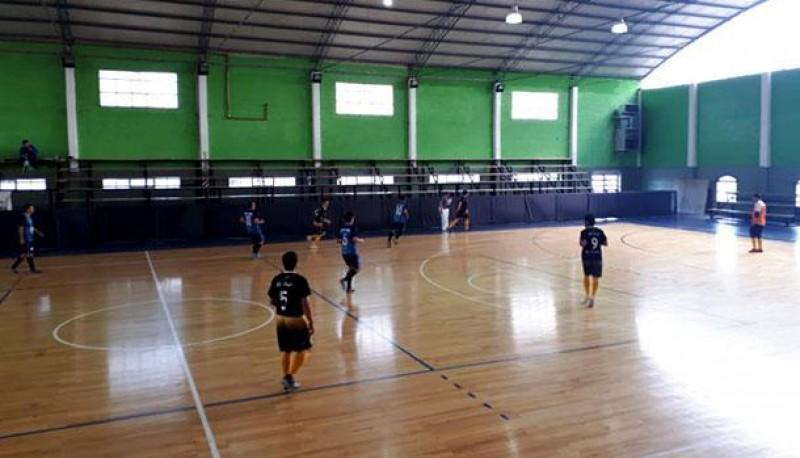 Los goles estuvieron otra vez presentes en el Anexo del Polideportivo.