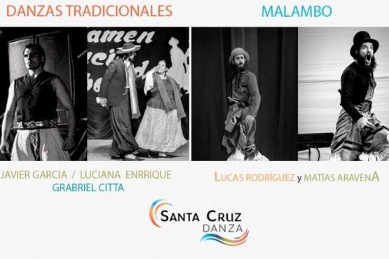 Ciclo de Danzas para artistas