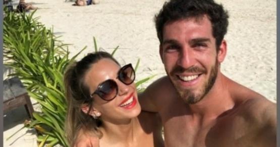 Noelia Marzol espera su primer hijo con Ramiro Arias