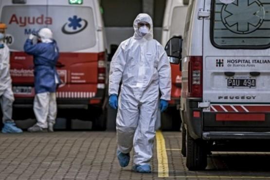 Alerta en Argentina: Confirman circulación comunitaria de cuatro nuevas cepas de coronavirus