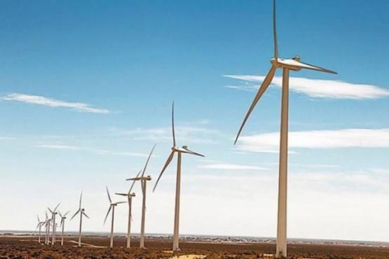 El Parque Eólico Cañadón León generará energía desde abril