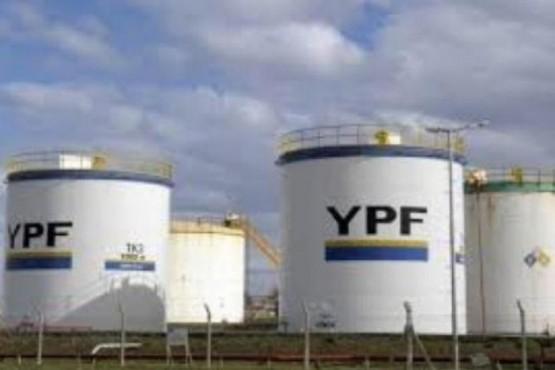 Qué pasará con los tanques de YPF