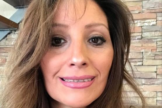 Escritora María Elena Tapia.