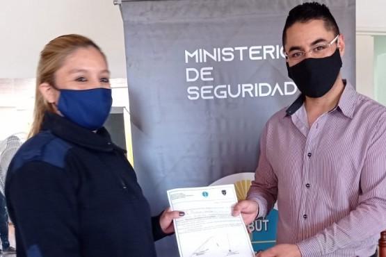 Ministerio de Seguridad realizó capacitación para el personal de Centros de Monitoreo