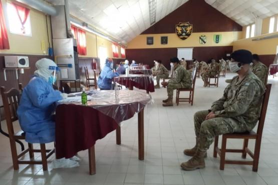 Implementan estrategias epidemiológicas para disminuir la cantidad de casos de Covid 19 en Río Mayo