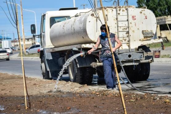 Río Gallegos| Limpieza urbana: Nuevo operativo nocturno