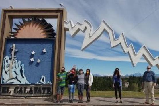 El Calafate| Quedó inaugurada la Prueba Piloto de apertura turística