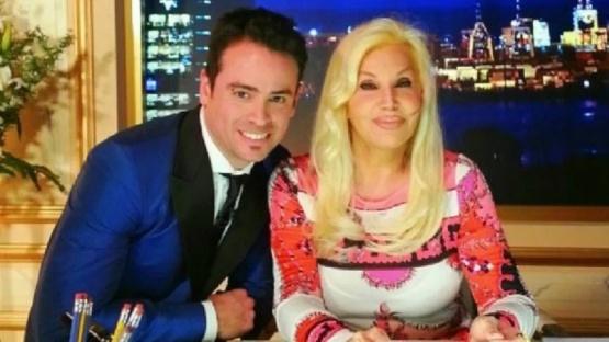 Susana y Marcelito.