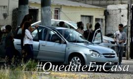 Caleta Olivia| Se descompensó y murió frente a su vivienda