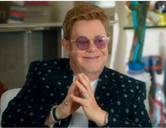 National Geographic rinde homenaje a Elton John y Ángeles Azules.