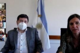 Chubut| El ministro Hermida formó parte de una reunión especial del Consejo Federal de Desarrollo Social