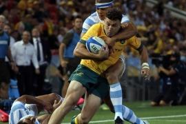 Empate de Los Pumas contra Australia