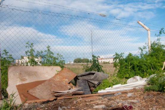 Que el privado limpie su predio es involucrarse por tener una ciudad mejor. (Fotos Leandro Franco)