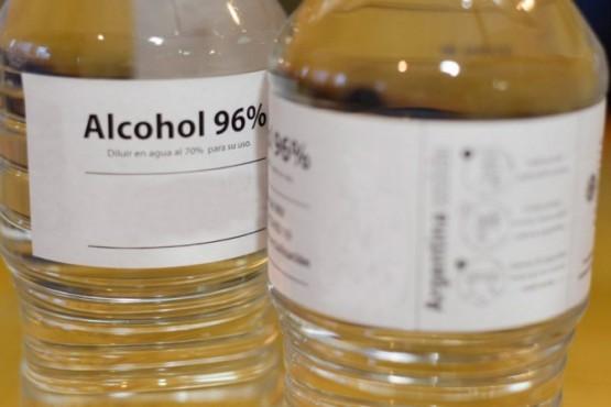 ¡Atención! Prohíben una marca ilegal de alcohol etílico a la venta
