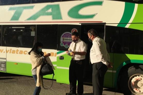 Comodoro Rivadavia| Salió el primer transporte de larga distancia