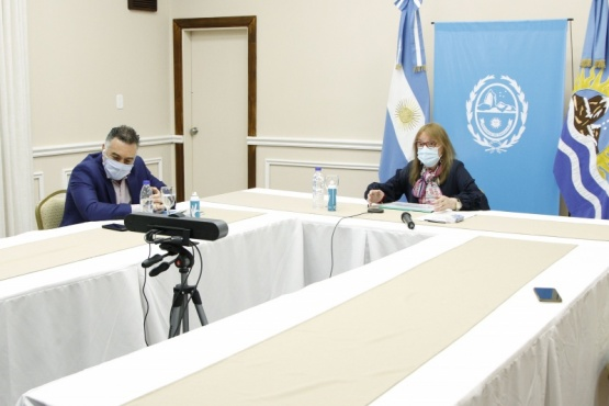 Río Gallegos| Alicia Kirchner presentó
