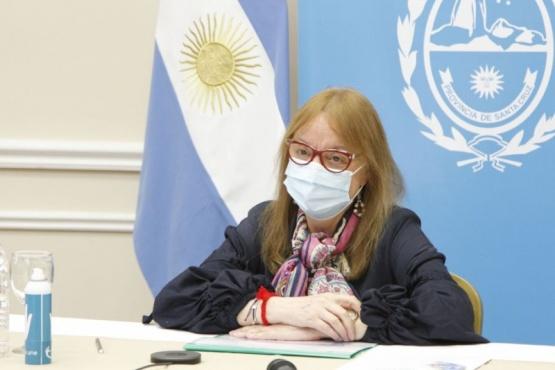 """Alicia Kirchner : """"En Santa Cruz la responsabilidad social se practica todos los días"""""""