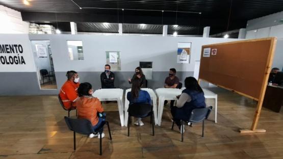 Río Gallegos | Municipio recibió a quienes quisieron usurpar terrenos