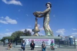 Caleta Olivia  Se realizará una campaña de concientización por el día de la violencia contra las mujeres
