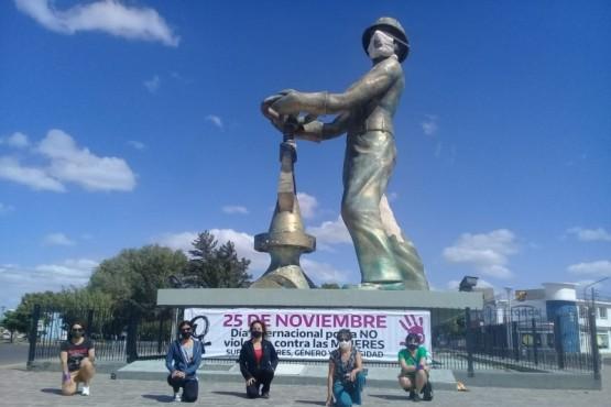 Caleta Olivia| Se realizará una campaña de concientización por el día de la violencia contra las mujeres