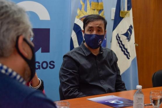 Río Gallegos| Municipio y Provincia rubricaron convenio