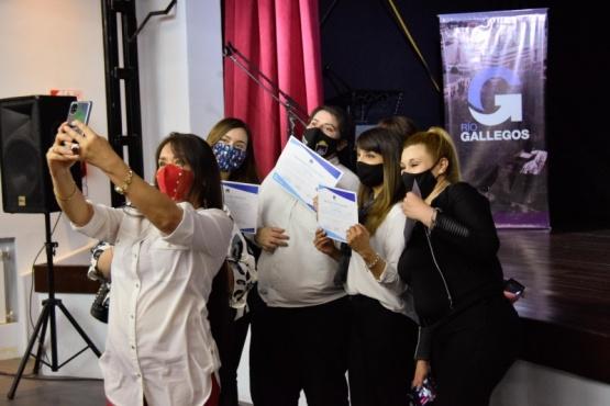 Río Gallegos| Cinco nuevas inspectoras para la Secretaría de Producción, Comercio e Industria