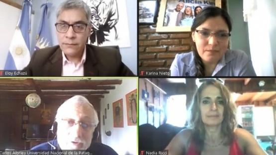 Santa Cruz | Reunión de comisiones previa a la sesión