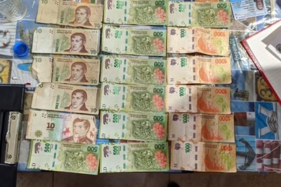 Comodoro Rivadavia| Recuperan una mochila con dinero, documentación y un Iphone 8