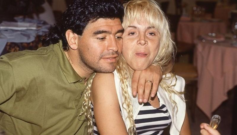 Diego Maradona en Sevilla, 1992. FOTO: CARAS