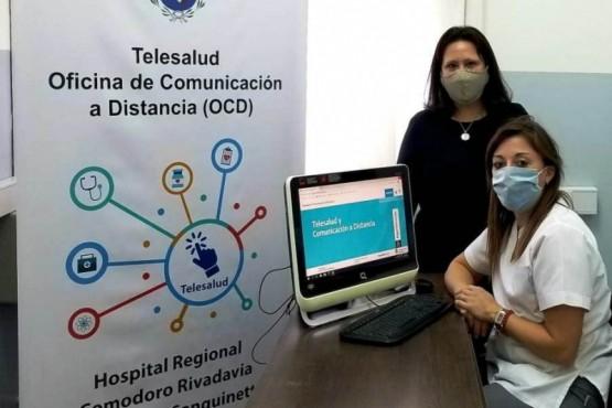 El Programa TeleCovid del Área Programática Sur ya atendió 4.800 consultas a distancia