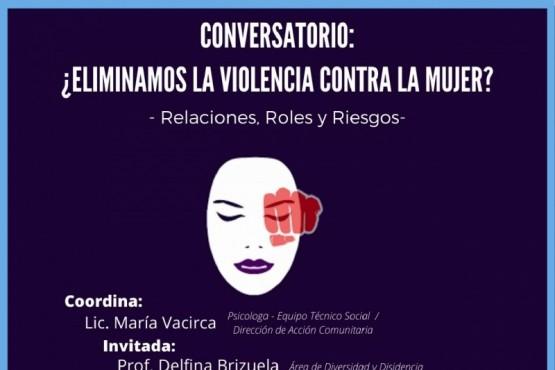 Río Gallegos  Este sábado se realizará el conversatorio ¿Eliminamos la violencia contra la mujer?