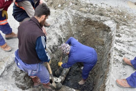Río Gallegos| Municipio avanza con diversos trabajos de mantenimiento y puesta en valor en la ciudad