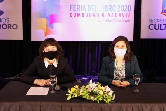 Chubut| Quedó inaugurada la Feria Internacional del Libro 2020