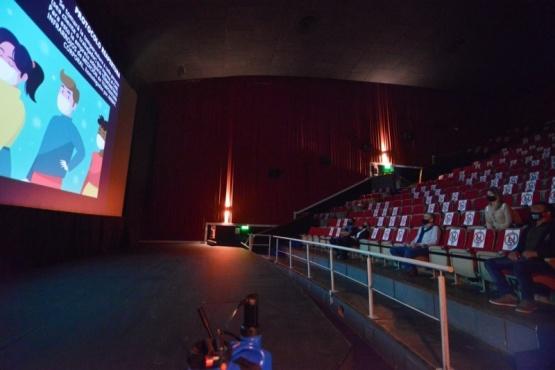 Trelew| Analizan habilitar el cine y espacios culturales en el mes de diciembre