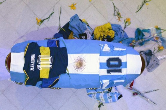 Jueves negro para el pueblo argentino.