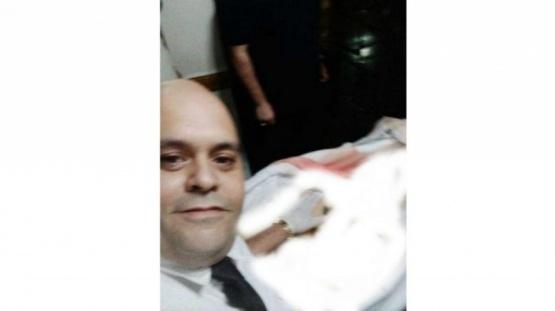 Filtran nueva foto de Diego Maradona muerto y desnudo
